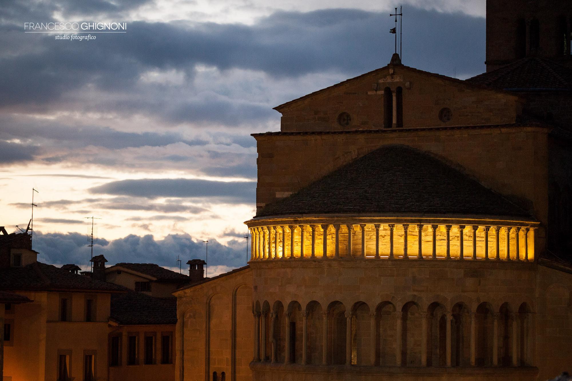 Passeggiata per Arezzo